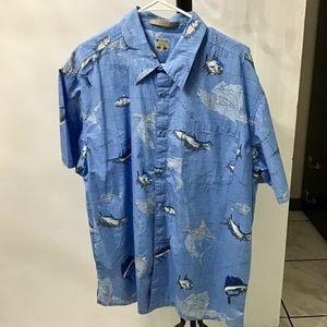 Columbia River Lodge Shirt